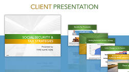 social security client presentation offer
